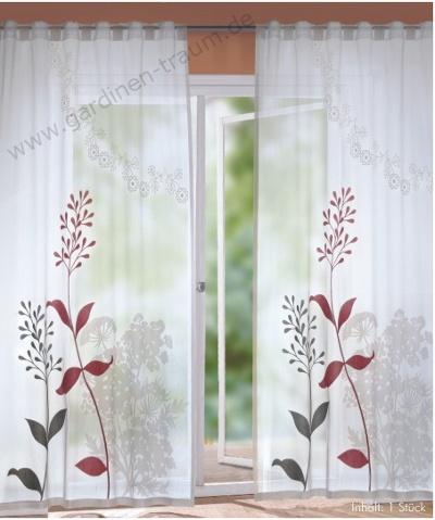 modern und jugendlich schals gardinen. Black Bedroom Furniture Sets. Home Design Ideas
