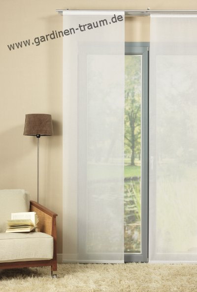 erg nzungsartikel fl chenvorh nge gardinen. Black Bedroom Furniture Sets. Home Design Ideas