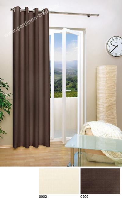 blickdicht einfarbig uni schals gardinen. Black Bedroom Furniture Sets. Home Design Ideas