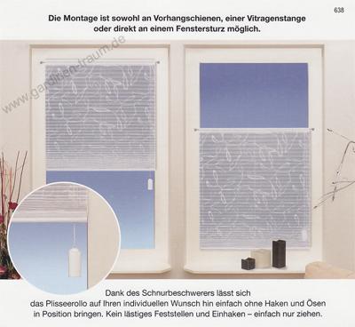 plisseerollos einfarbig plissee rollo plissee rollos. Black Bedroom Furniture Sets. Home Design Ideas