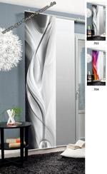 fl chenvorh nge schiebengardinen und andere gardinen. Black Bedroom Furniture Sets. Home Design Ideas